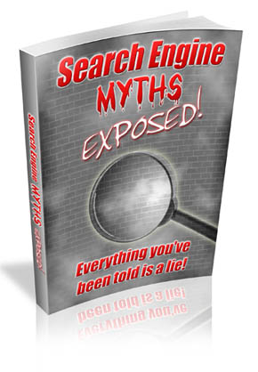 Jonathan Leger's Search Engine Myths Exposed